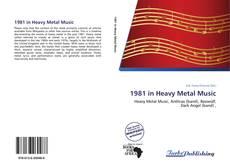 Copertina di 1981 in Heavy Metal Music