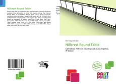Bookcover of Hillcrest Round Table