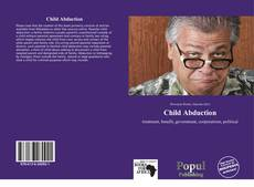 Child Abduction kitap kapağı