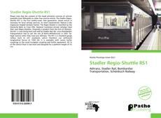 Stadler Regio-Shuttle RS1 kitap kapağı