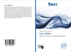 Bookcover of Luc Vinet