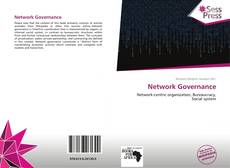 Portada del libro de Network Governance