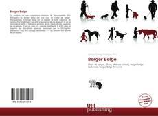 Couverture de Berger Belge