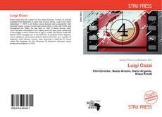 Buchcover von Luigi Cozzi