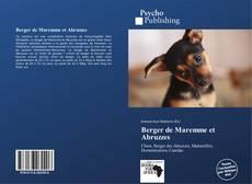 Bookcover of Berger de Maremme et Abruzzes