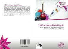 Copertina di 1996 in Heavy Metal Music