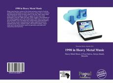 Bookcover of 1998 in Heavy Metal Music