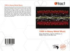 Bookcover of 1999 in Heavy Metal Music