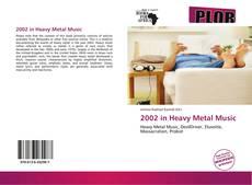 2002 in Heavy Metal Music kitap kapağı