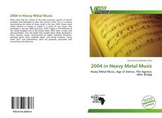 Capa do livro de 2004 in Heavy Metal Music