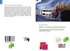 Copertina di 2012 in Heavy Metal Music