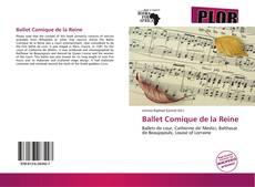 Capa do livro de Ballet Comique de la Reine