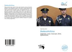 Bookcover of Dedovshchina