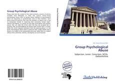 Borítókép a  Group Psychological Abuse - hoz