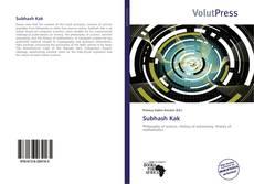 Bookcover of Subhash Kak