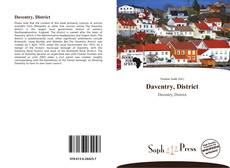 Capa do livro de Daventry, District