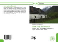 Bookcover of Sveti Jurij ob Ščavnici