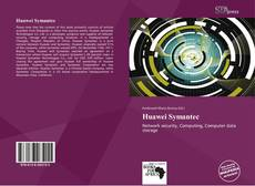 Bookcover of Huawei Symantec