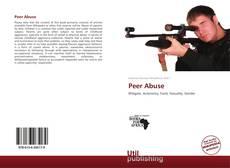 Обложка Peer Abuse
