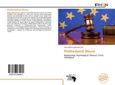 Borítókép a  Professional Abuse - hoz
