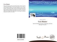 Copertina di Core Router