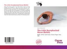 Capa do livro de The Little Humpbacked Horse (Ballet)