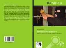 Bookcover of Self-destructive Behaviour