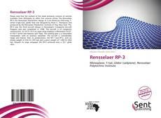 Bookcover of Rensselaer RP-3