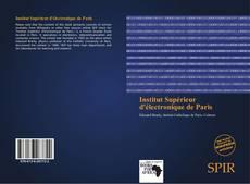 Bookcover of Institut Supérieur d'électronique de Paris