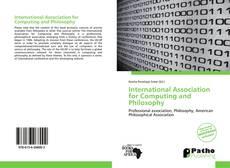 Borítókép a  International Association for Computing and Philosophy - hoz