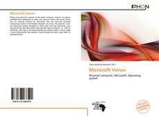 Обложка Microsoft Venus