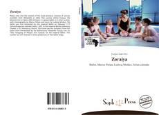 Capa do livro de Zoraiya
