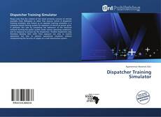 Dispatcher Training Simulator kitap kapağı