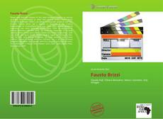 Couverture de Fausto Brizzi