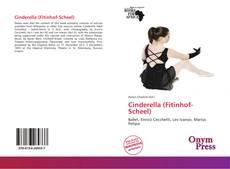 Bookcover of Cinderella (Fitinhof-Scheel)