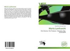 Portada del libro de Mario Lanfranchi