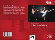 Capa do livro de Le Spectre de la Rose