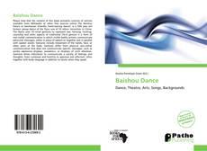Bookcover of Baishou Dance