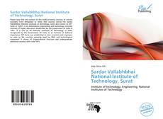 Bookcover of Sardar Vallabhbhai National Institute of Technology, Surat