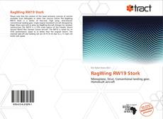 Bookcover of RagWing RW19 Stork