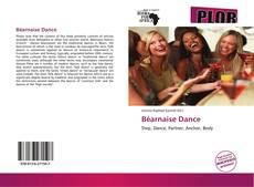 Capa do livro de Béarnaise Dance