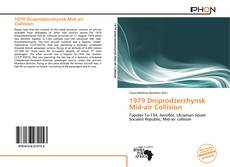 Bookcover of 1979 Dniprodzerzhynsk Mid-air Collision