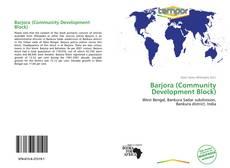 Barjora (Community Development Block) kitap kapağı