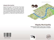 Bookcover of Högsby Municipality