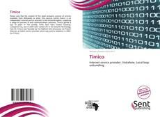 Couverture de Timico