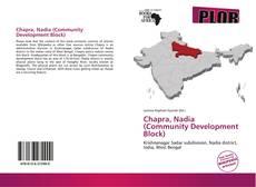 Обложка Chapra, Nadia (Community Development Block)