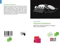 Giacomo Gentilomo kitap kapağı