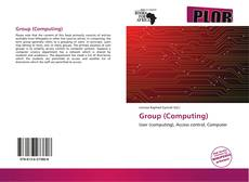 Bookcover of Group (Computing)