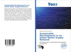 Bookcover of Sustainable Development in an Urban Water Supply Network