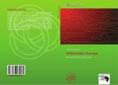 Copertina di Informatics Europe